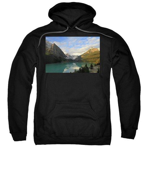 Lake Louise At Dawn Sweatshirt