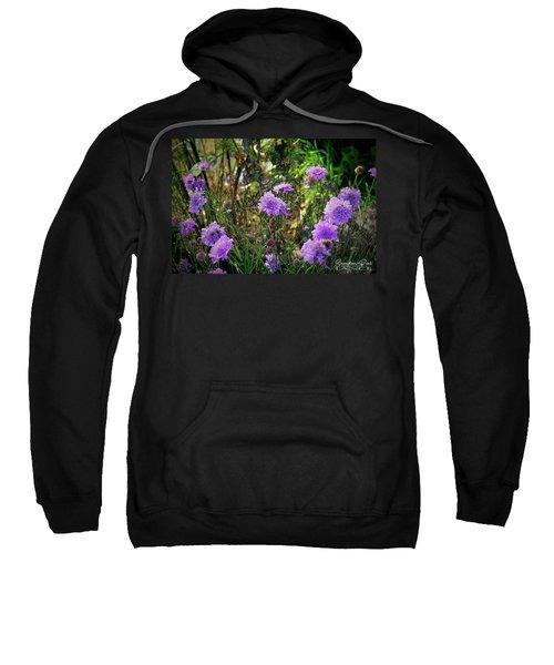 Lilac Jelly Pincushion Sweatshirt