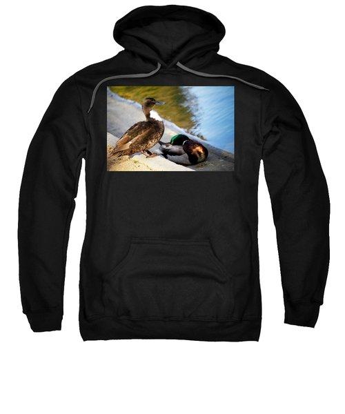 Looking Ahead Sweatshirt