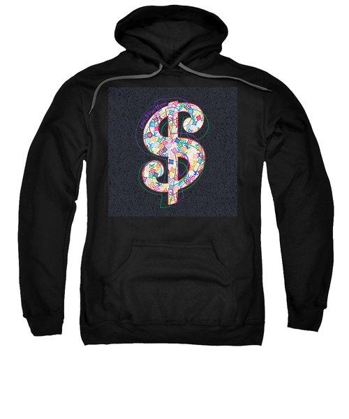 Louis Vuitton Dollar Sign-2 Sweatshirt