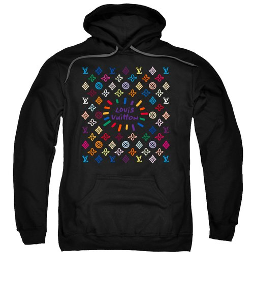 Louis Vuitton Monogram-11 Sweatshirt