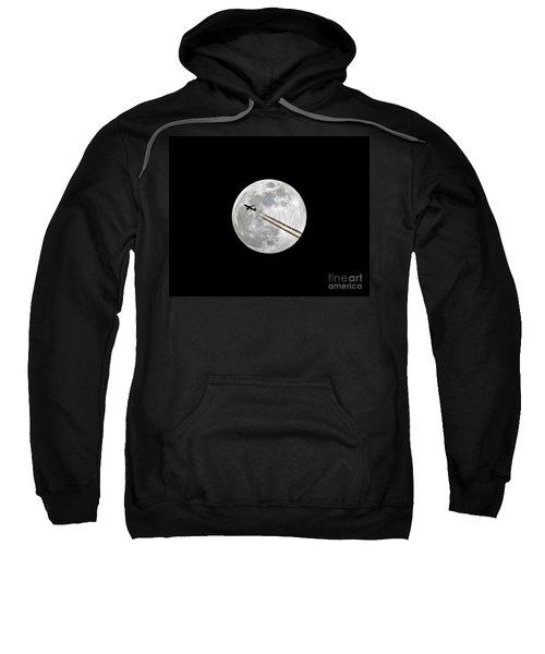 Lunar Photobomb Sweatshirt