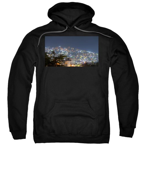 Magic Of Zihuatanejo Bay Sweatshirt