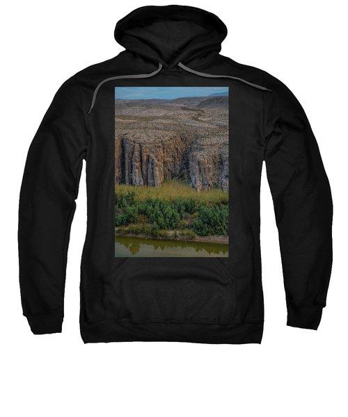 Mexican Box Canyon Sweatshirt