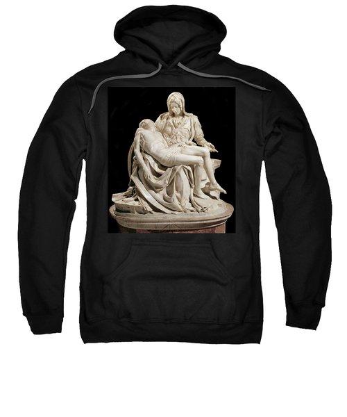 Michelangelo La Pieta Sweatshirt