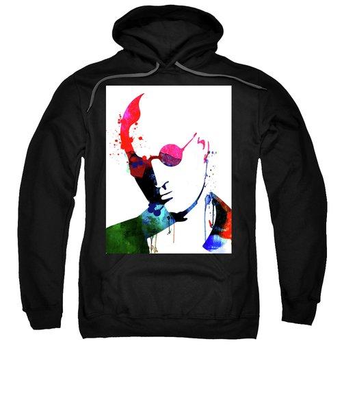 Mickey Watercolor Sweatshirt