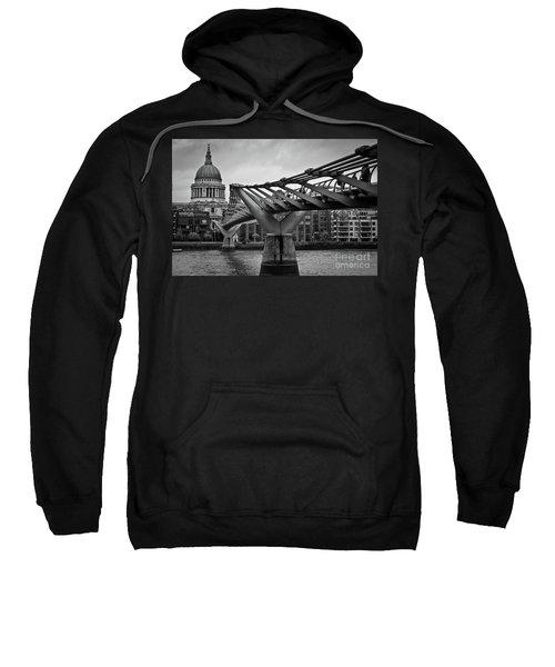 Millennium Bridge 01 Sweatshirt