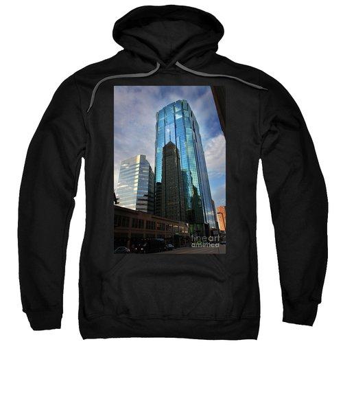 Minneapolis Skyline Photography Foshay Tower Sweatshirt