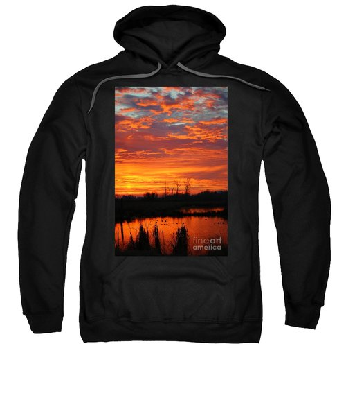 More Sunrise Reflections Sweatshirt