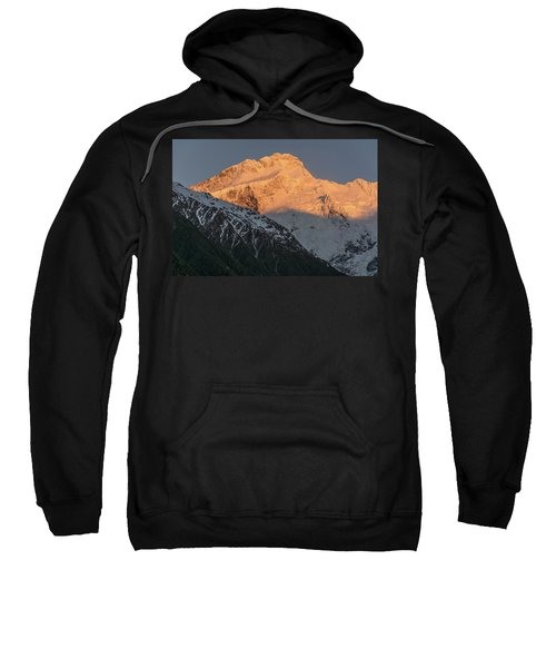 Mount Sefton Sunrise Sweatshirt