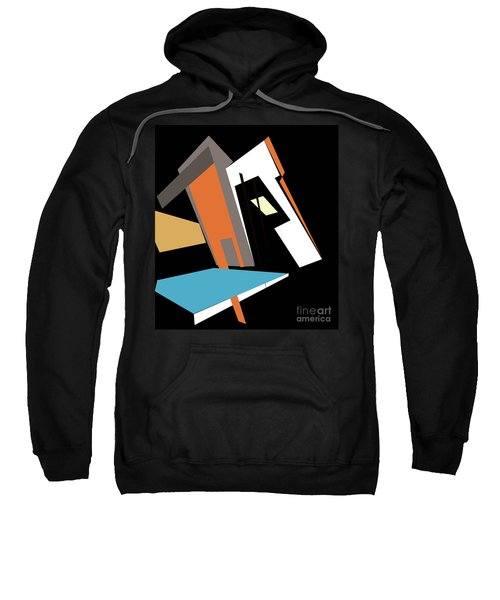 My World In Abstraction Sweatshirt