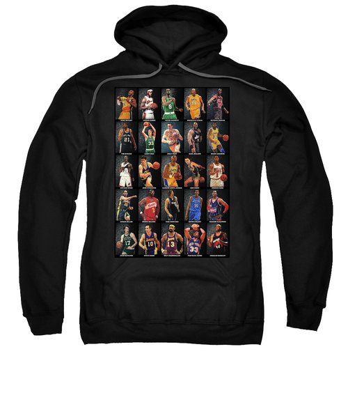 Nba Legends Sweatshirt