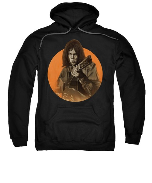 Neil Young Harvest Sweatshirt