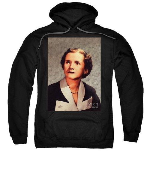 Nettie Stevens, Famous Scientist Sweatshirt