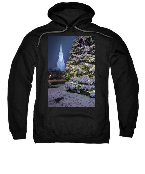 New Snow For Christmas Sweatshirt