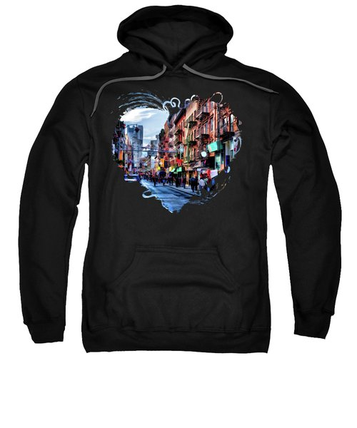 New York City Chinatown Sweatshirt