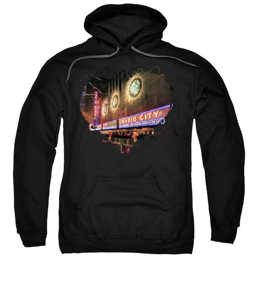 New York City Radio City Music Hall Sweatshirt