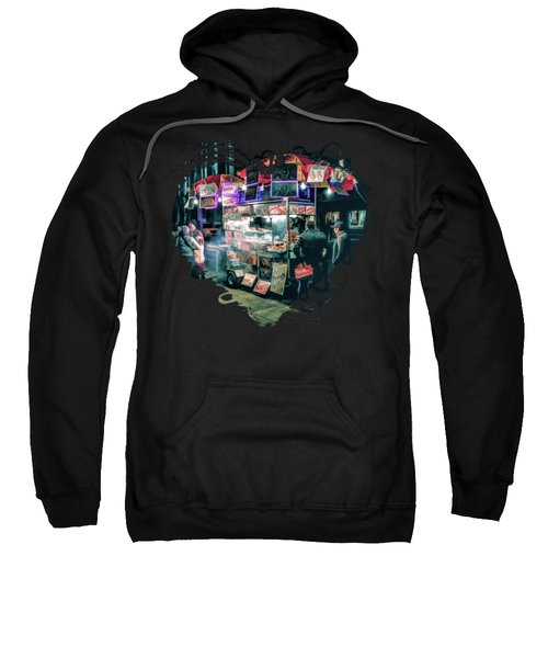 New York City Street Vendor Sweatshirt