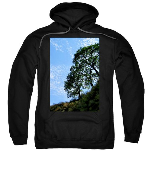 Oaks And Sky Sweatshirt