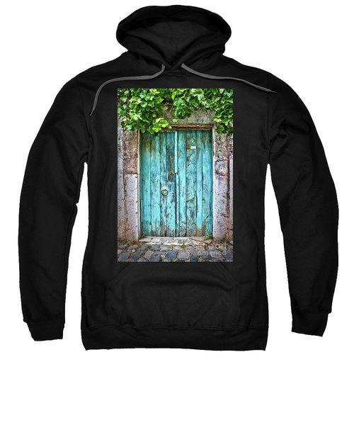 Old Blue Door Sweatshirt