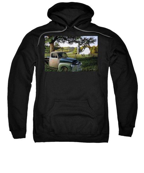 Old Farm Truck Sweatshirt