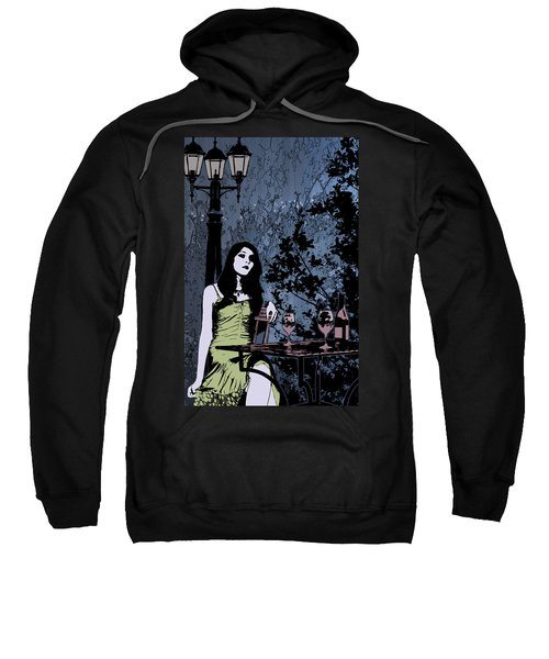 Out At Night Sweatshirt