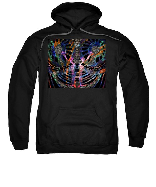 Out Of Madness Digital 4 Sweatshirt