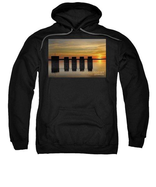 Painted Lake Murray Sunset Sweatshirt