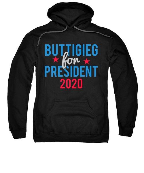 Pete Buttigieg For President 2020 Sweatshirt
