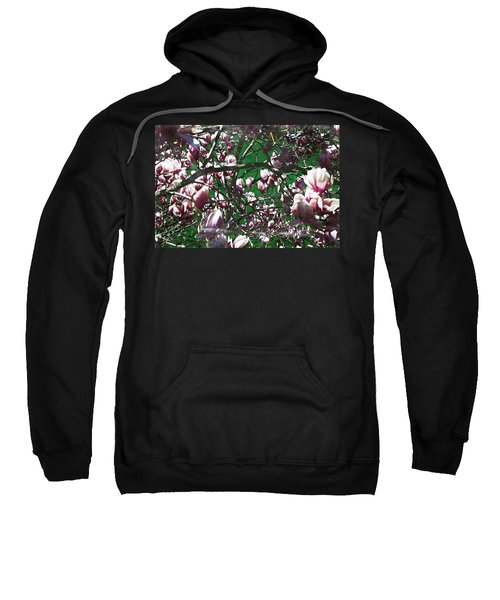 Pink Bush Sweatshirt