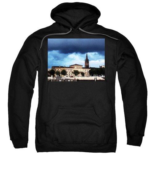 Poking The Storm Sweatshirt