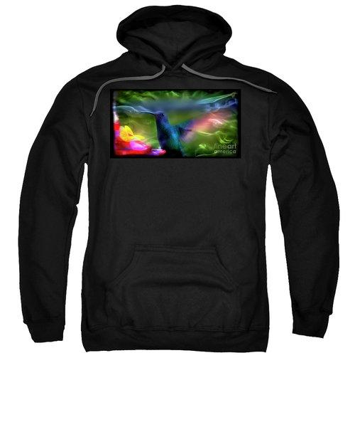 Psychedelic Tom Thumb Sweatshirt