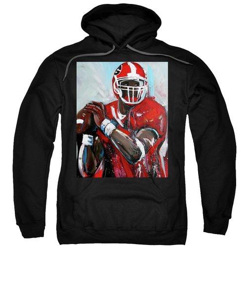 Quarterback Sweatshirt