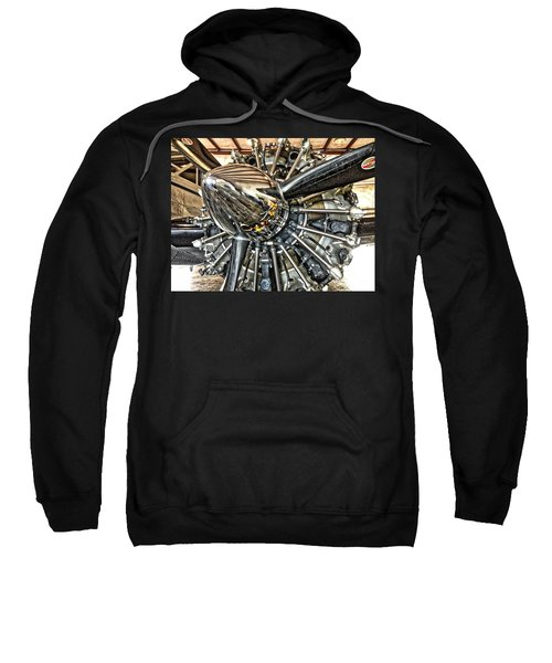 Radial Sweatshirt