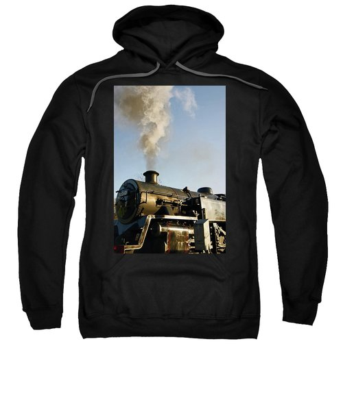 Ramsbottom. East Lancashire Railway. Locomotive 80080. Sweatshirt