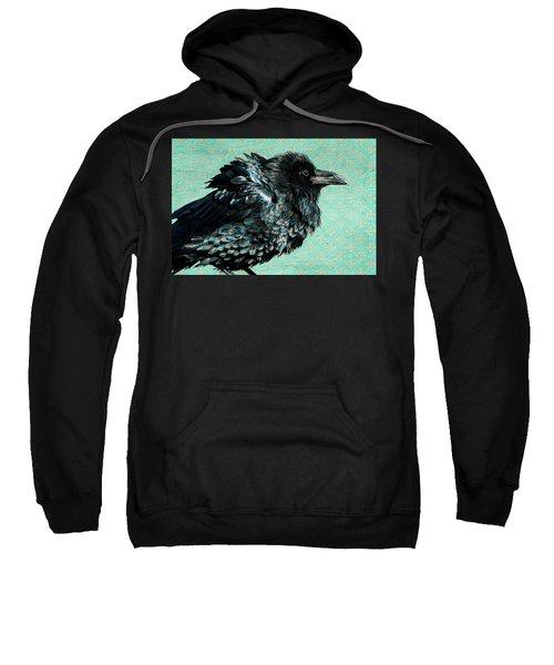 Raven Maven Sweatshirt