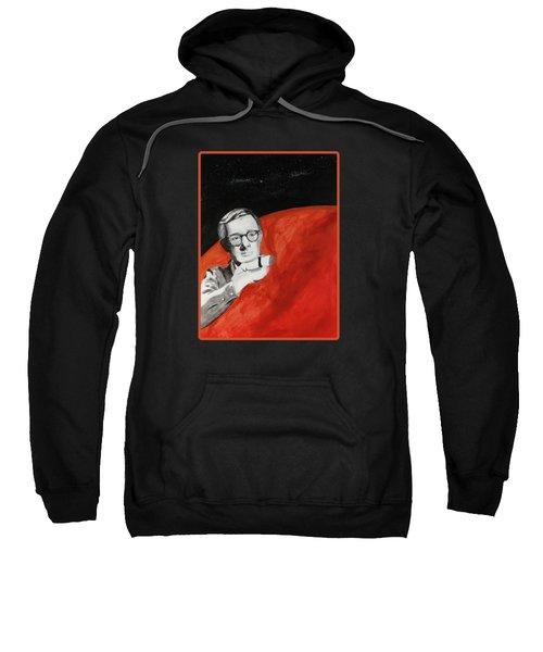 Ray Bradbury On Mars Sweatshirt