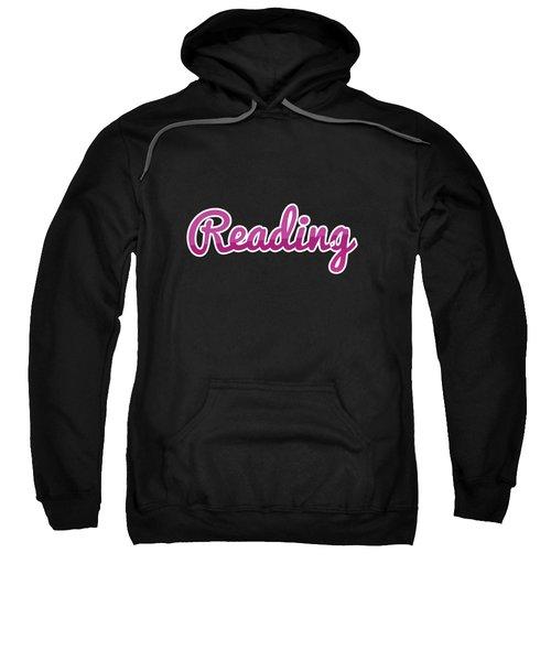 Reading #reading Sweatshirt