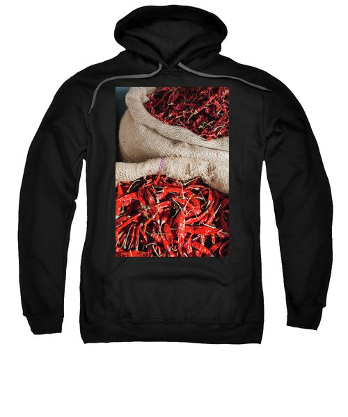 Red Chilli Sweatshirt