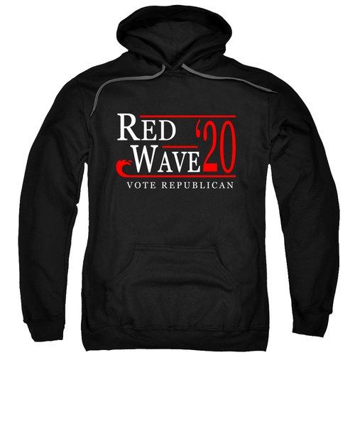 Red Wave Vote Republican 2020 Election Sweatshirt