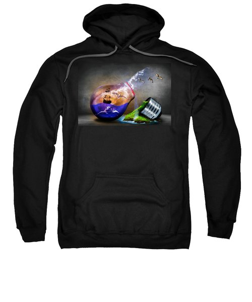 Reducing Power Sweatshirt