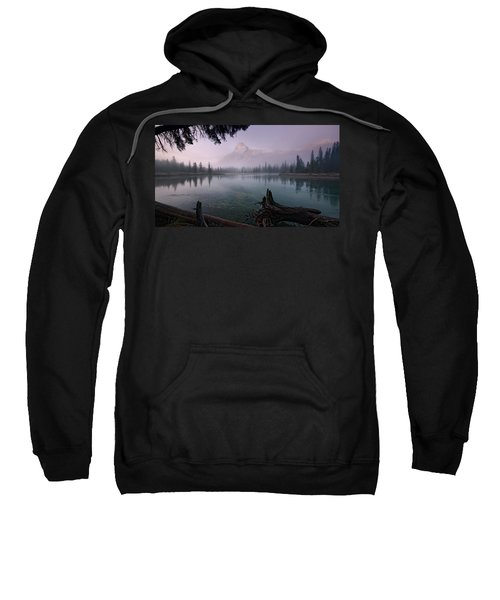 Rising From The Fog Sweatshirt