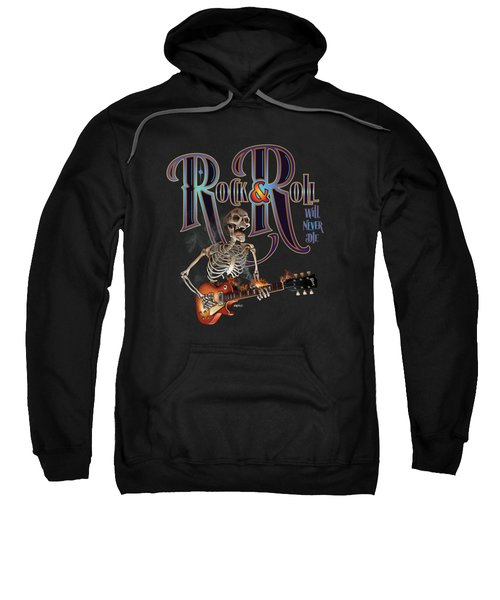Rock And Roll Sweatshirt