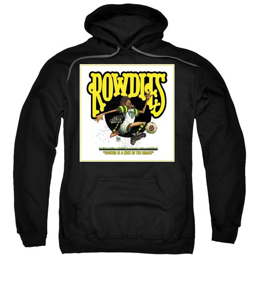 Rowdies Old School Sweatshirt