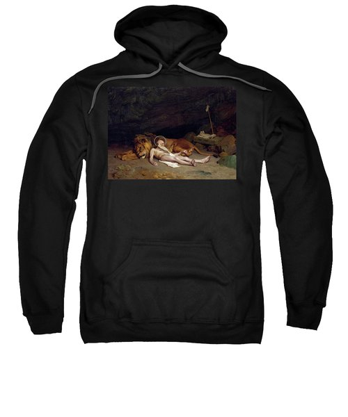 Saint Jerome, 1874   Sweatshirt