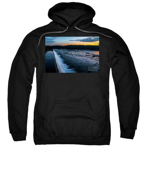 Savannah Rapids Sunrise - Augusta Ga Sweatshirt
