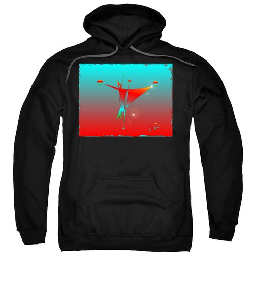 Scarlet Dancer Sweatshirt