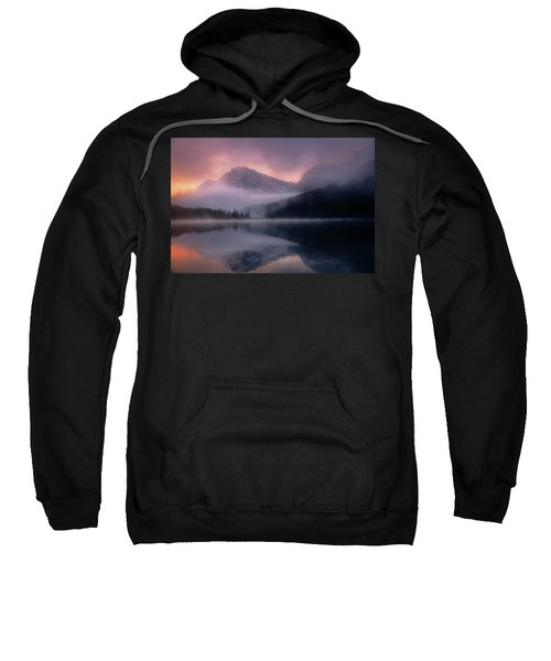September Sunrise Banff Sweatshirt