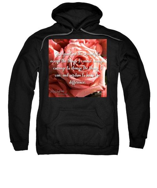 Serenity Prayer II Sweatshirt