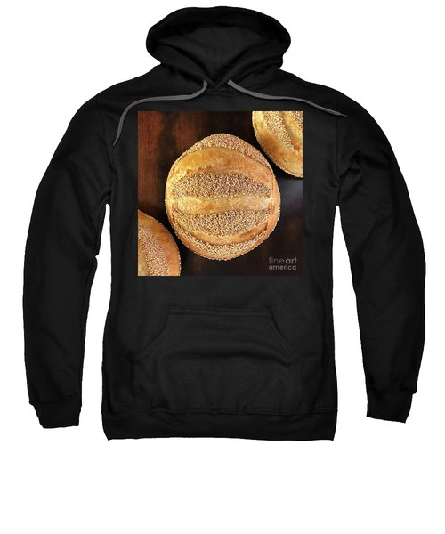 Sesame Seed Stripes 4 Sweatshirt